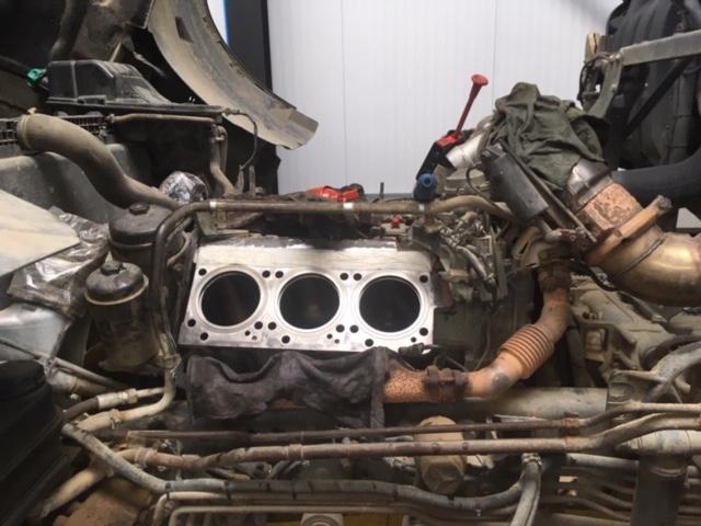 Overhaul motor